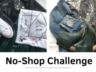 100 Day No-Shop Challenge