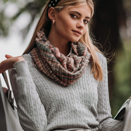 College Chic Snood